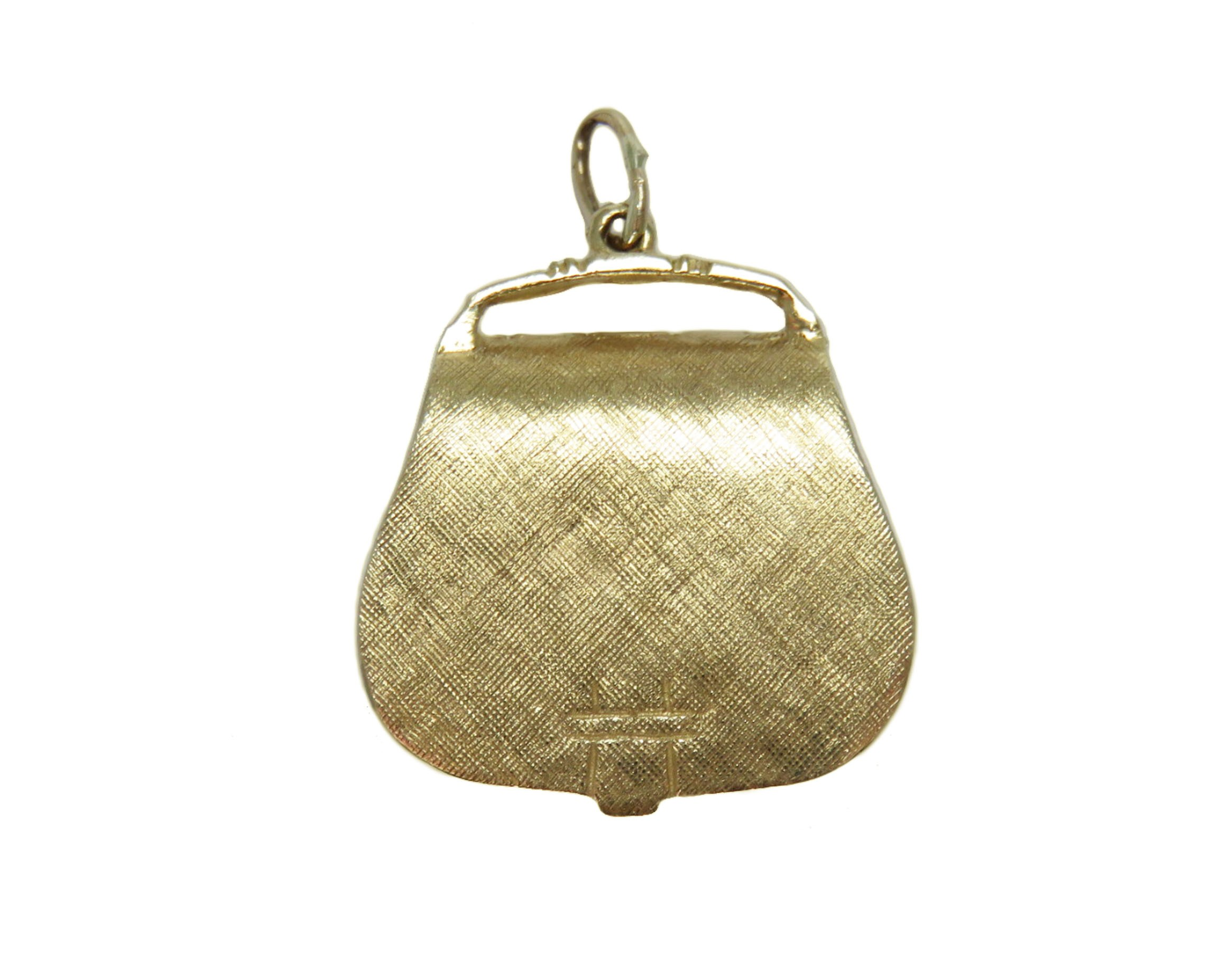 Estate Money Bag Charm