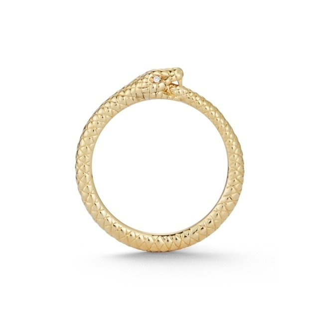Orobouros Snake Ring