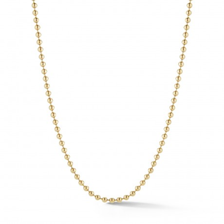 Gold Ball Chain Medium 2mm