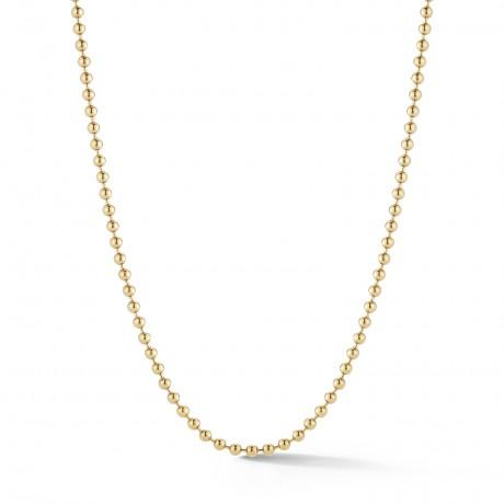 Gold Ball Chain Medium 2mm