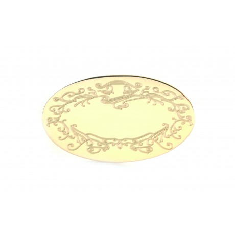 Signature Collar Pin
