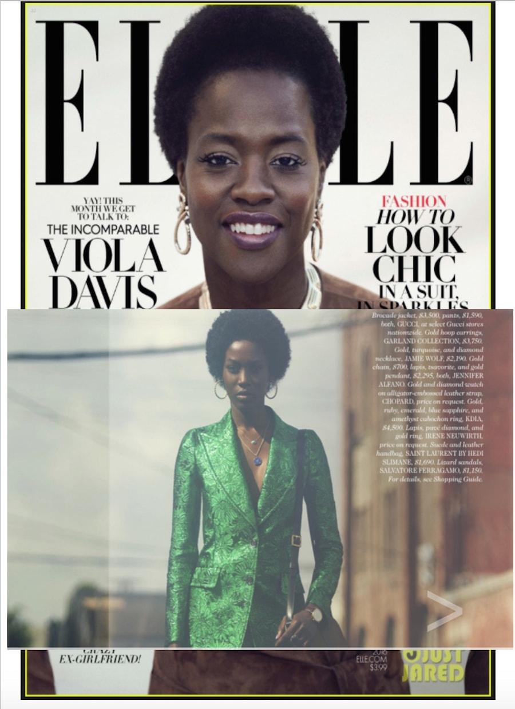 Elle February 2016