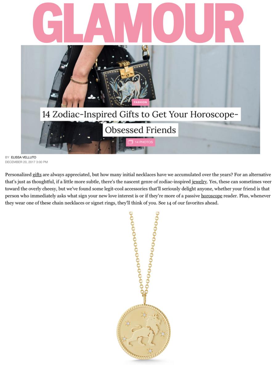 Glamour.com December 2017