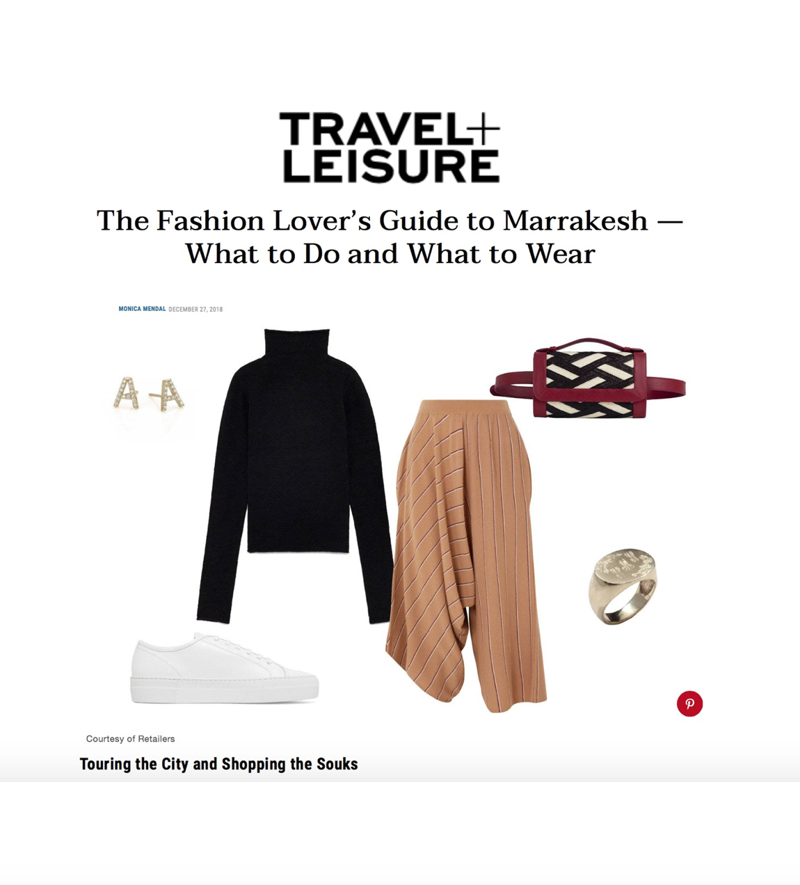 Travel + Leisure December 2018